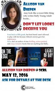 Allison Van Diepen Poster