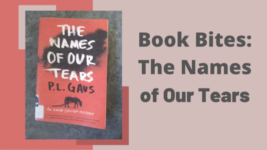 Book Bites: The Names Of Our Tears @ Online