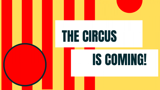 Circus storytime @ Online