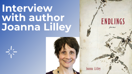 Interview with author Joanna Lilley @ Online