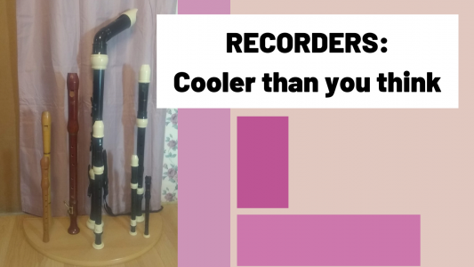 Recorders: Cooler Than You Think @ Online