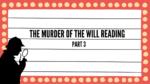 Muurder Mystery Part 3